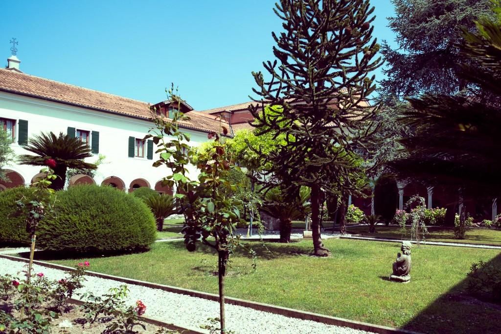 Monastero di San Lazzaro - Chiostro