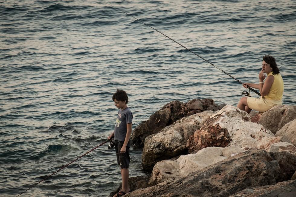 Pesca ad Agios Nikolaos