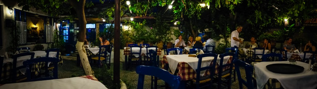 Taverna Avli ad Agios Nikolaos
