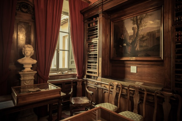 Keats e Shelley House