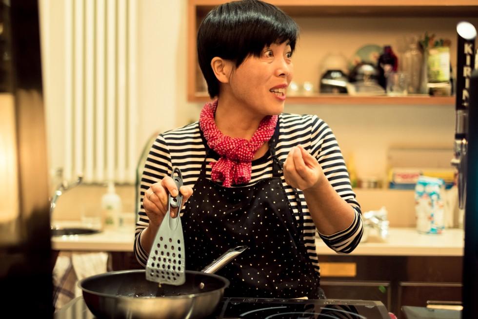 Cucina con Yuri