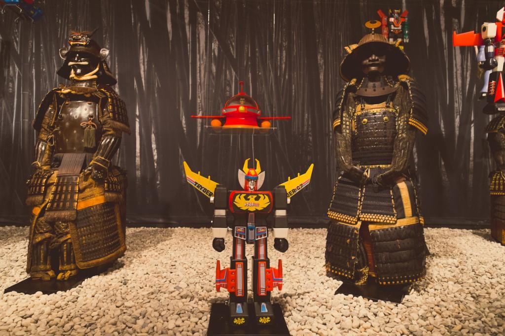 Armature e robots
