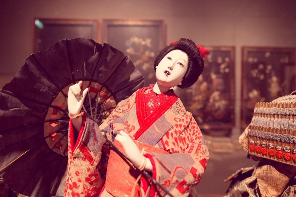 Marionetta giapponese